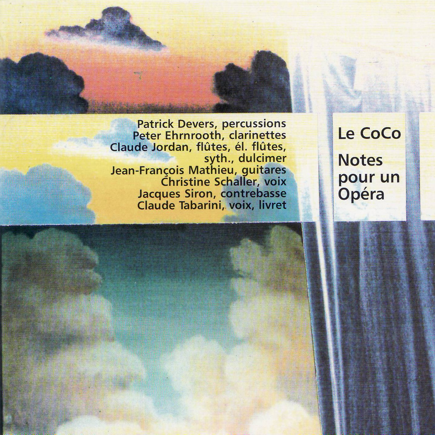 Le CoCo poch CD NPO recto small